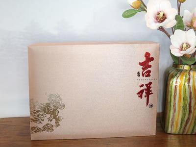 白芽奇兰茶获奖茶伴手吉祥礼盒